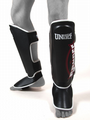 Sandee Kids Cool-tech Shin Guards Black/Red
